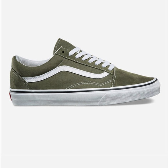 green vans for women
